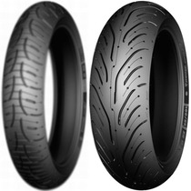 Pneu Michelin 180-55-17 Pilot Road 4 Gt