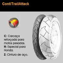 Pneu Continental 110-80-19 R (59 V) Tl Contitrailattack (d)