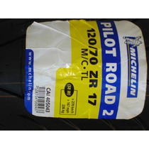 Pneu Michelin 120/70-17 - 2ct Pilot Road 2