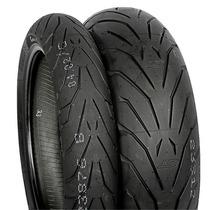 Pneus Angel Gt Pirelli 120 + 160 Er6n Ninja 650 Cb Cbr500