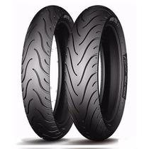 Par Pneu Moto Michelin 110 70 + 150 60 17 Ninja Cb300