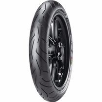 Pneu Pirelli 100/80-17 Dianteiro Moto Cb300, Fazer, Twister