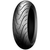 Pneu Traseiro Kawasaki Z750 Michelin Pilot Road3 180/55-17