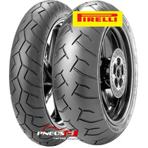 Combo Pneu De Xj6 120/70/17+160/60/17 Pirelli Diablo