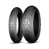 Pneu 17 120-70-17 Michelin D Tl 58w Power Super Sport