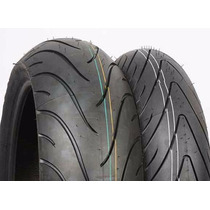 Combo Pneu Michelin Pilot Road 2 | 2ct 120/70/17 + 180/55/17