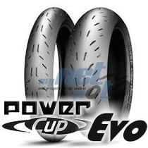 Pneu 17 180-55-17 Michelin T Tl 73w Power Cup Evo