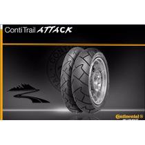 Pneu De Moto Continental 130/80-17 Contitrailattack(t)