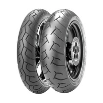 Pneu De Moto Pirelli Diablo 190/50-17 (73w) Traseiro