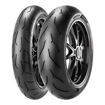 Pneu De Moto Pirelli Diablo Rosso Corsa 160/60-17 (69w)