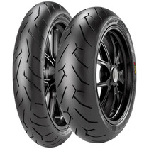Pneu De Moto Pirelli Diablo Rosso 2 140/70-17 66h Traseiro