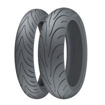 Pneu De Michelin Pilot Road 2 160/60-17 (69w) Traseiro