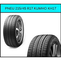 Pneu 215/45 R17 Kumho Kh17 (orig New Cerato) Euzebia Pneus