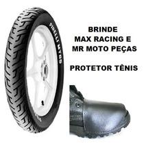 Pneu Traseiro Pirelli 100/90-18 Mt65 Titan Yes Cbx 200 Ybr