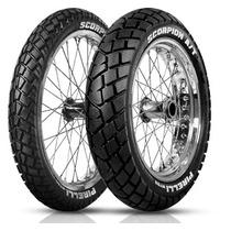 Pneu Tras Pirelli 110-80-18 Mt90 Xl 125 Nx 150/200 Xlr 125