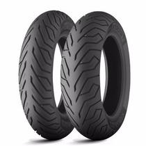 Par Pneu Moto Michelin 90 90 14 E 100 90 14 Honda Pcx Scoote
