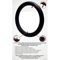 Camara Ar No Stop 100/100-18 110/100-18 Reforcada 8mm Com Tr