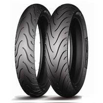 Pneu Moto Michelin 90 90 + 100 90 18 Titan Cg Fazer + Largo