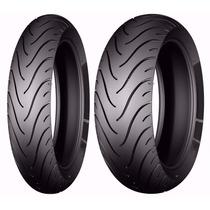 Par Pneu 120/70-17 + 160/60-17 Michelin Street Xj6 Comet 650