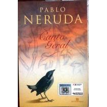 Canto Geral Livro De Pablo Neruda Ed. Bertrand Brasil-2010