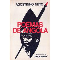 Livro: Poemas De Angola - Agostinho Neto - (jorge Amado)