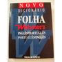 Dicionário Folha Webster´s Inglês/português / Inglês