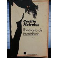Livro: Meireles, Cecília - Romanceiro Da Inconfidência