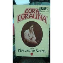 Meu Livro De Cordel Cora Carolina