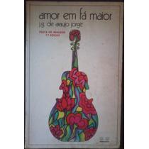 J G De Araujo Jorge Amor Em Fa Maior Festa De Imagens 7ª Ed