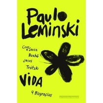 Livro Vida - Paulo Leminski - Literatura E Ficção - Poesia