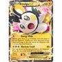 Emolga Ex (xy1) (46/146) (rara Holo Ex - Eletrico) Pokémon