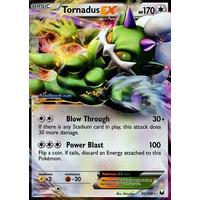 Tornadus Ex 90/108 Carta Pokémon Tcg Bw Dark Explorers