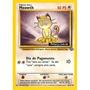 Meowth - Pokémon Normal Comum - 56/64 - Pokemon Card Game