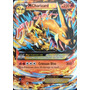 Carta Pokemon Mega Charizard Ex Xy Flashfire Inglês