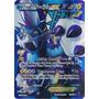 Carta Pokemon Thundurus Ex Full Art Plasma Freeze Inglês