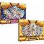 2 Box Pokémon Coleção Lendária Pikachu-ex E Hoopa-ex Arceus