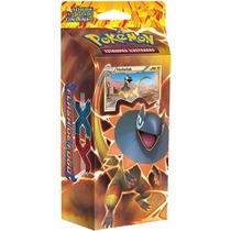 Pokemon Deck - Coleções Xy , B&w Black & White - Português