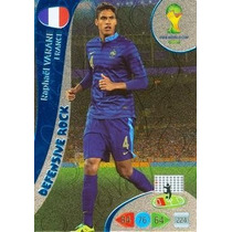 Cards Adrenalyn 2014- Defensive Rock Raphael Varane