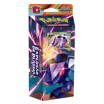 Deck Cards Pokémon Bw Explosão De Plasma Limpeza Da Mente