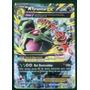 Carta Pokémon Mega Tyranitar Ex 43/98 - Português!