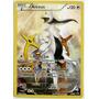 Carta Pokémon Arceus Full Art Xy83 Original! Português!