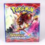 Álbum Tipo Fichário Pokémon C/30 Transparências **oficial**