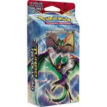 Deck Pokémon Xy Turbo Revolução Atacante Noturno Noivern