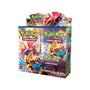 Pokémon Xy 9 Turbo Colisão 36 Booster 180 Cards Box Display