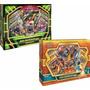 2 Box Pokémon Mega Rayquaza-ex Charizard-ex Carta Gigante