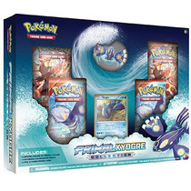 Tcg Pokémon - Primal Kyogre Collection Box (miniatura)