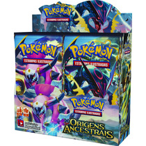 Pokémon Box Display 36 C/5 Xy 7 Origens Ancestrais