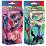 2 Decks Pokémon Xy Xerneas Yveltal Original Lacrado
