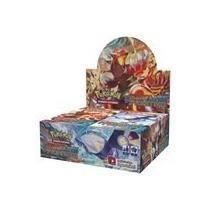 Caixa De Booster Pokémon Xy 5 Conflito Primitivo Em Portugês