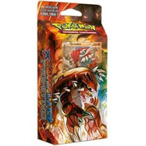 Deck Pokémon - Xy5 - Conflito Primitivo - Com Lista - Portug